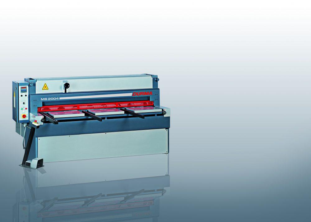 Obrázek k produktu - Elektromechanické tabulové nůžky