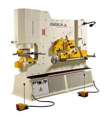 Podobný stroj k Profilové nůžky s děrováním Hydracrop 220/300