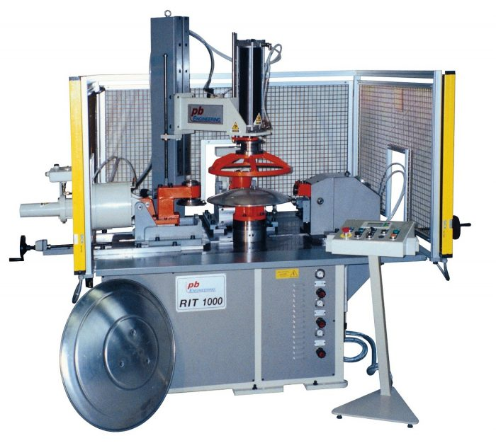Obrubovací stroj RIT 1000