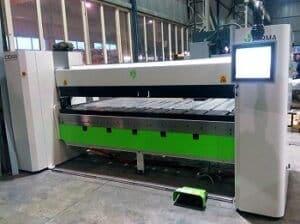 CNC ohýbačka CIDAN FORMA