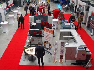 Dny otevřených dveří FORMETAL 2019 - výjimečný příležitost pro prezentaci plechotvářecích strojů