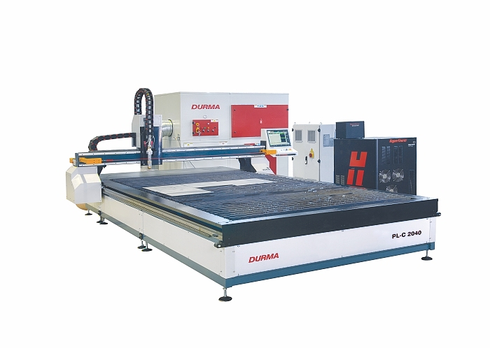 Plazmový řezací stroj DURMA PL-C