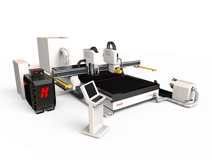 Podobný stroj k Kompaktní plazmový řezací stroj DURMA  PL-C