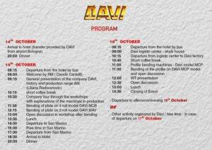 Program Davi