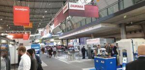 Blechexpo Stuttgart 2019 Durma
