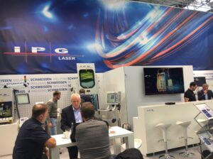 Blechexpo Stuttgart 2019 IPG