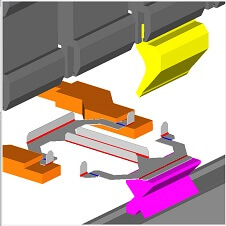 CNC software Metalix MBend
