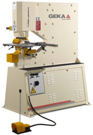 Hydraulické děrovací stroje Geka Puma